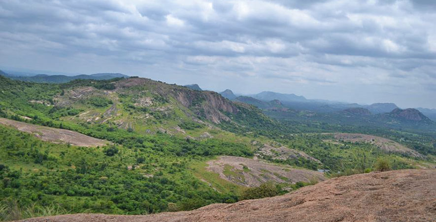 Hikes near Bangalore - Ramanagara adventure day trek