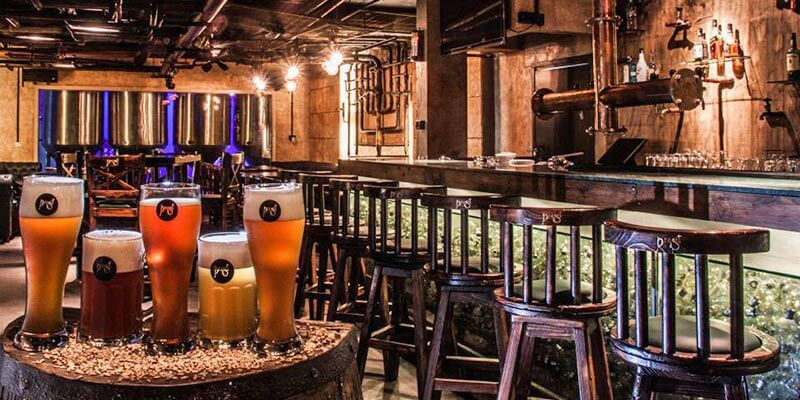 Prost Brewpub - Best Beer in Bangalore