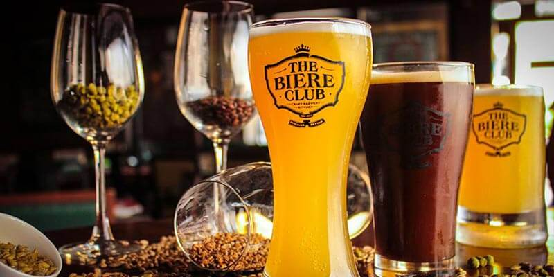 The Biere Club - Best Microbrewery in Bangalore