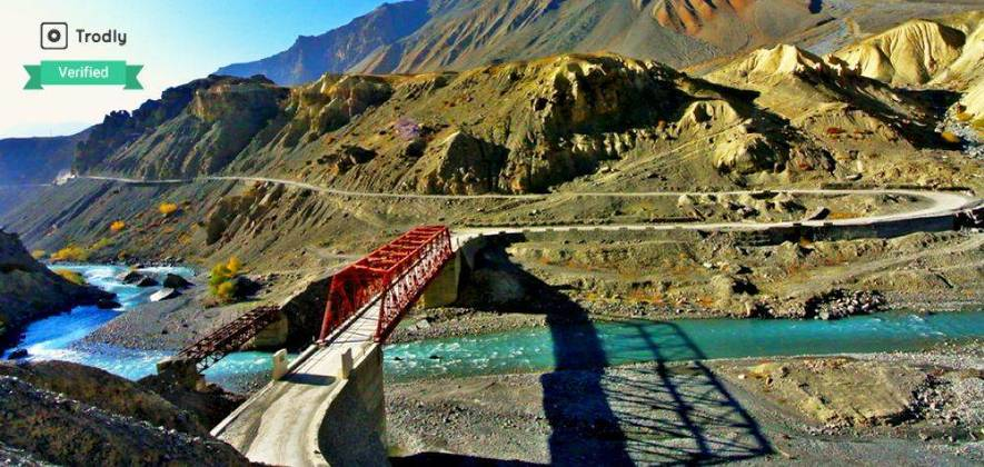 Unravel Spiti: Road Trip & Camping at Exotic Locations: Chandrataal to Tabo via Kaza