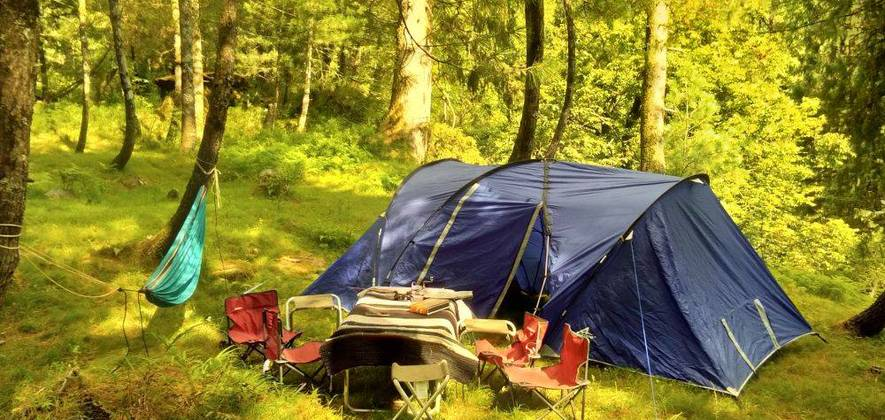 Manali Off-beat Camping & Jungle Hiking