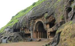 Guided Tour: Karla and Bhaja Caves from Mumbai
