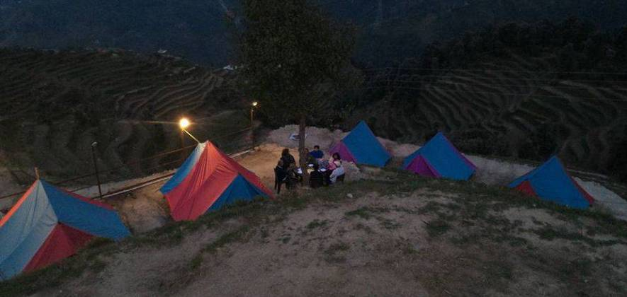 Dalhousie Overnight Camping in Forest