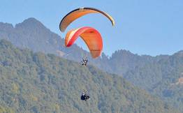 Bir-Billing Paragliding and Camp Stay