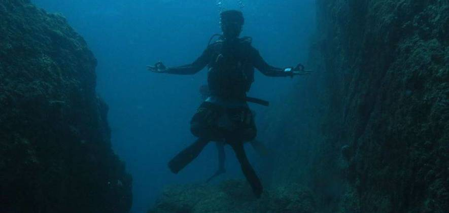 Scuba Diving with Lacadives