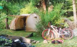 Manali Jungle camping and Old Manali Tour