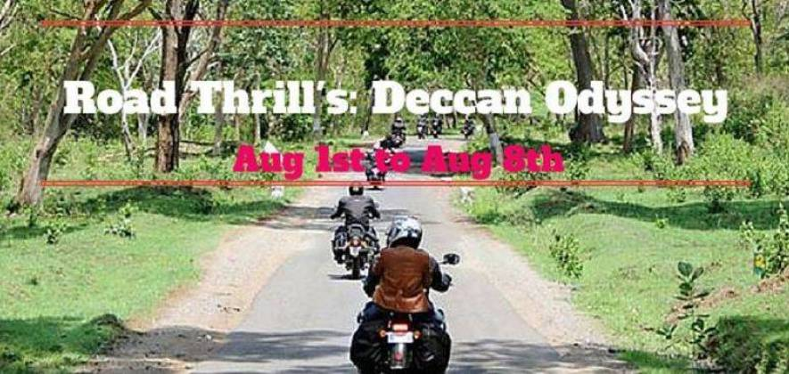 DECCAN ODYSSEY - 8 Day South India Ride