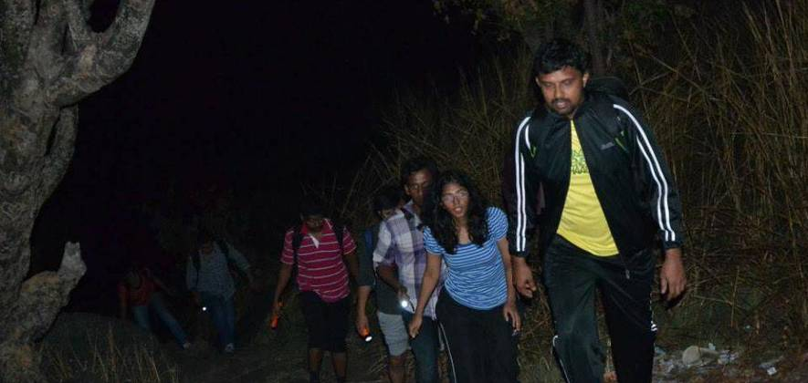 Escape 2 Savandurga - Night Trek