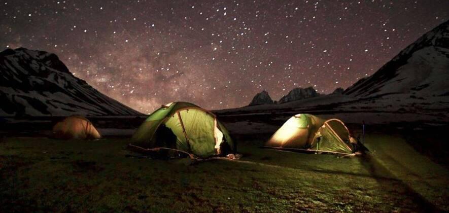 Manali Village Hike & Camping