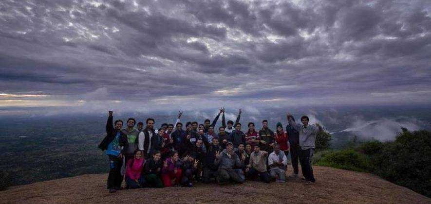 Savandurga Night Trek