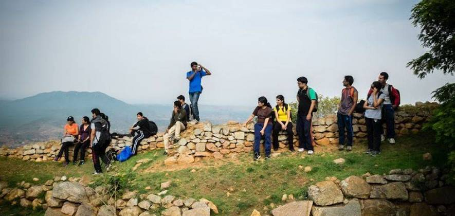 Makalidurga Day/Night Trek