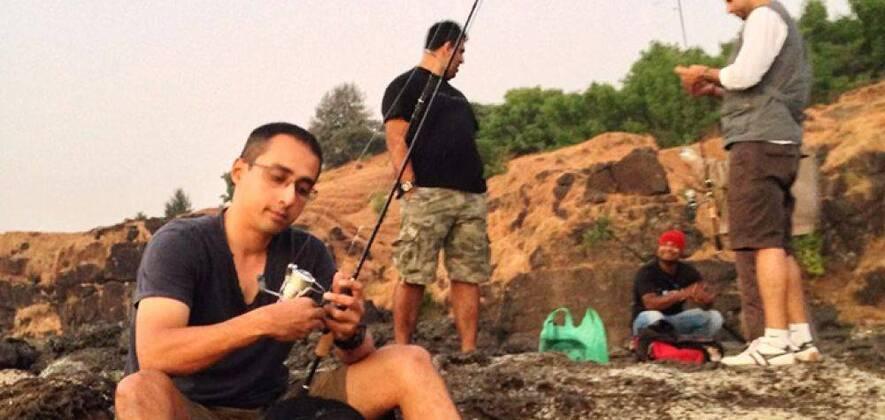 Go Fish @ Murud Janjira