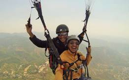 Take Control-Paragliding in Kamshet
