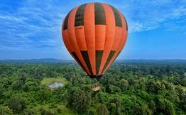 Hot Air Balloon Flight in Goa