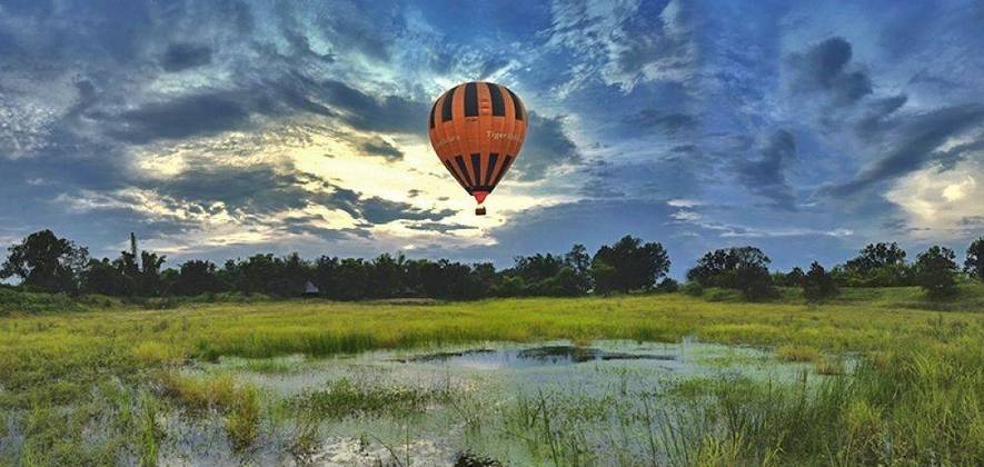 Hot Air Balloon Flights in Goa