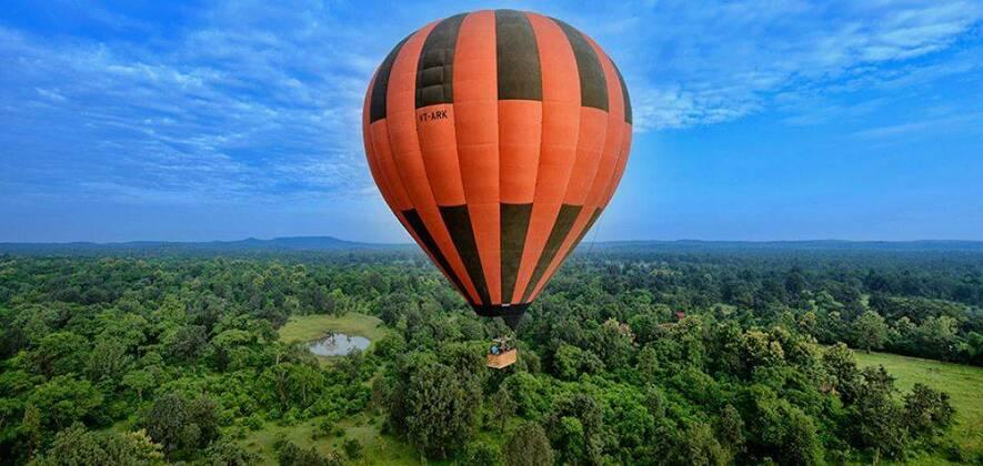 Hot Air Balloon Flight in Goa