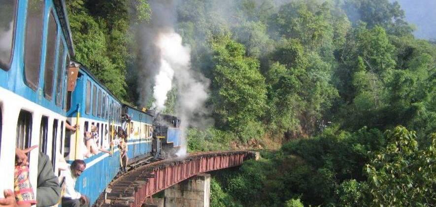Tamilnadu Hill stations