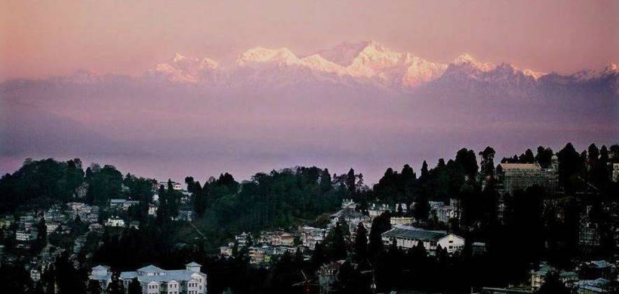 Tale of Two Hill Stations - Gangtok and Darjeeling