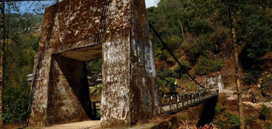 Sandakphu Trail