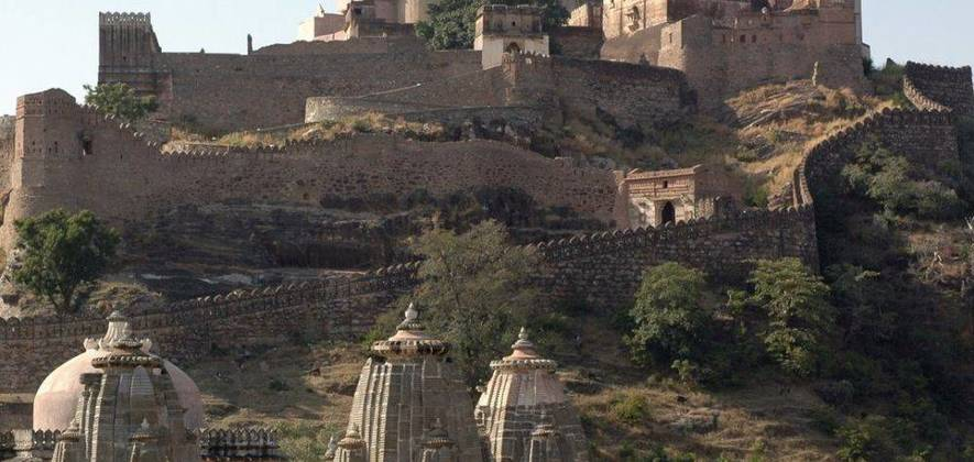Udaipur- Kumbhalgarh- Ranakpur -3Days -2Nights