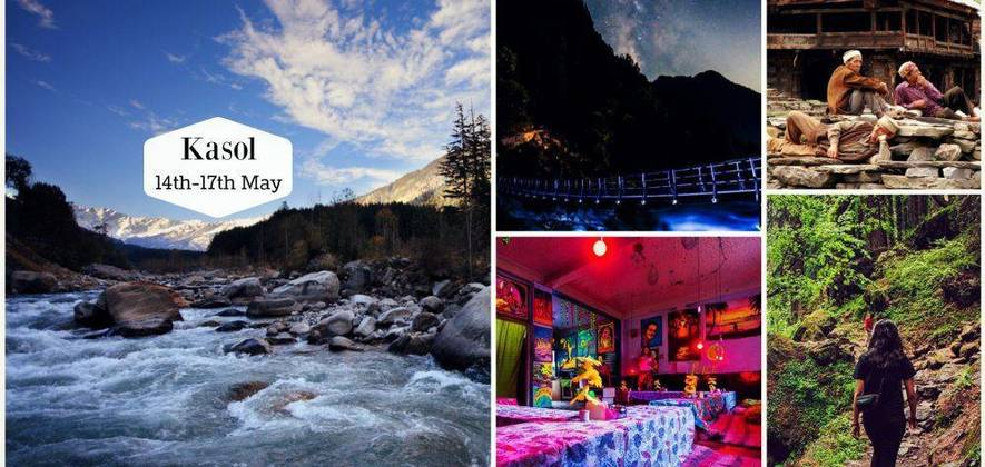 Hippie Trails To Kasol