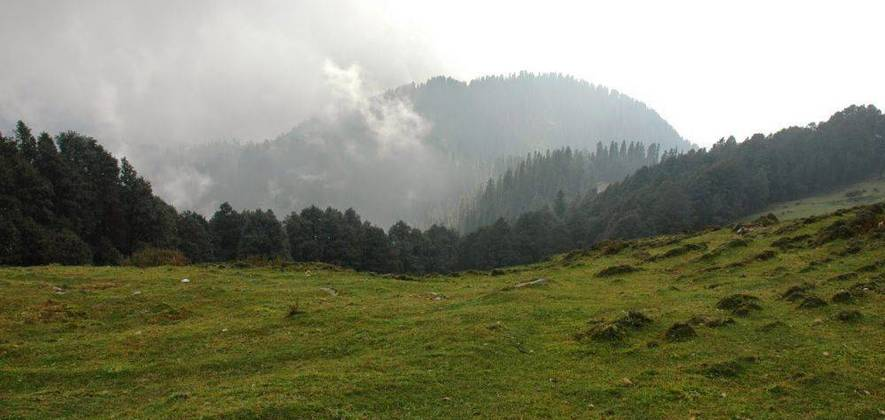 Trek to Beautiful Meadows of Tirthan Valley