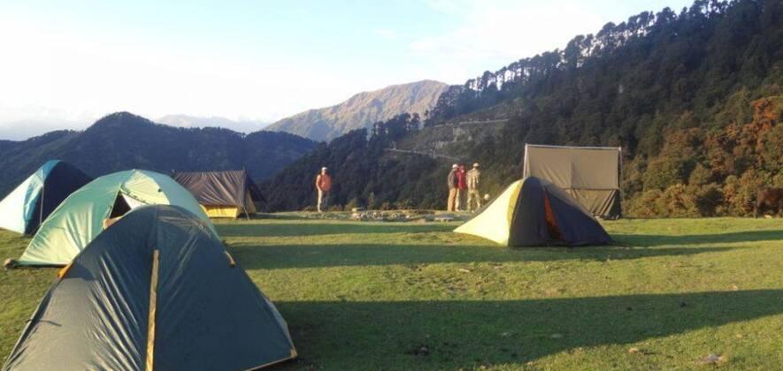 Deoriatal Chopta Camping and Trek