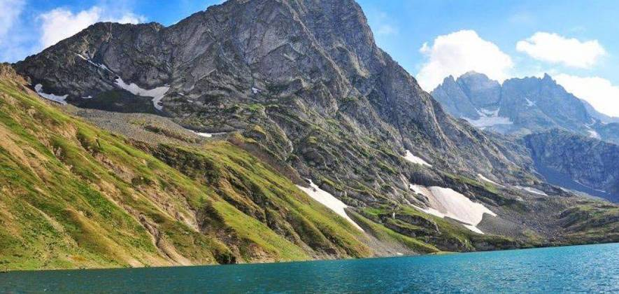 Great Lakes Of  Kashmir Trek