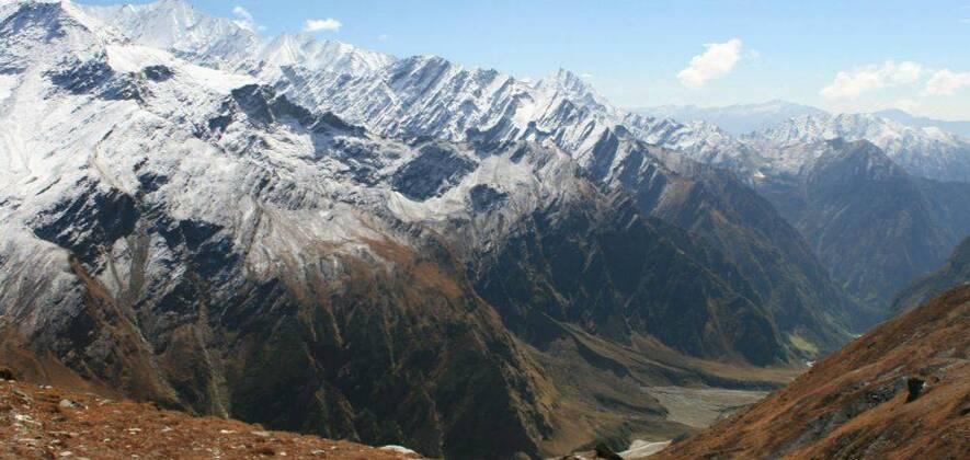 Nanda Devi - Brij Ganga Pass Trek