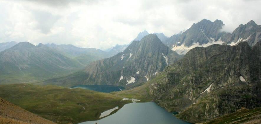 Kashmir Lakes Trek