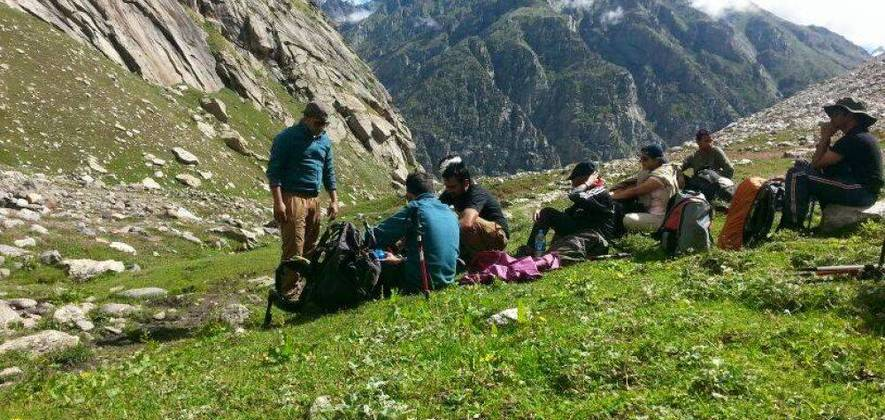 Stairway to Heaven: Trek to Chandertaal over Hampta Pass