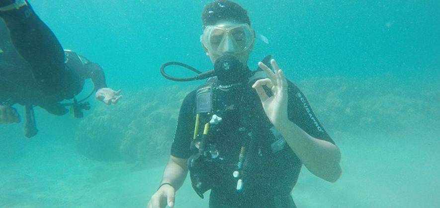 Adventure Diver (AD) Course at Andaman