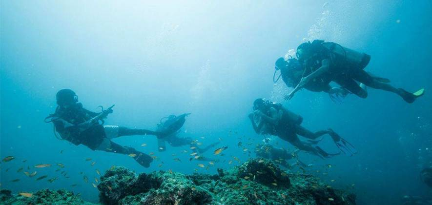 Scuba Diver (SD) Course at Andaman