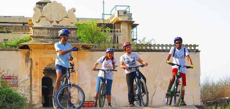 Udaipur Bike Tour