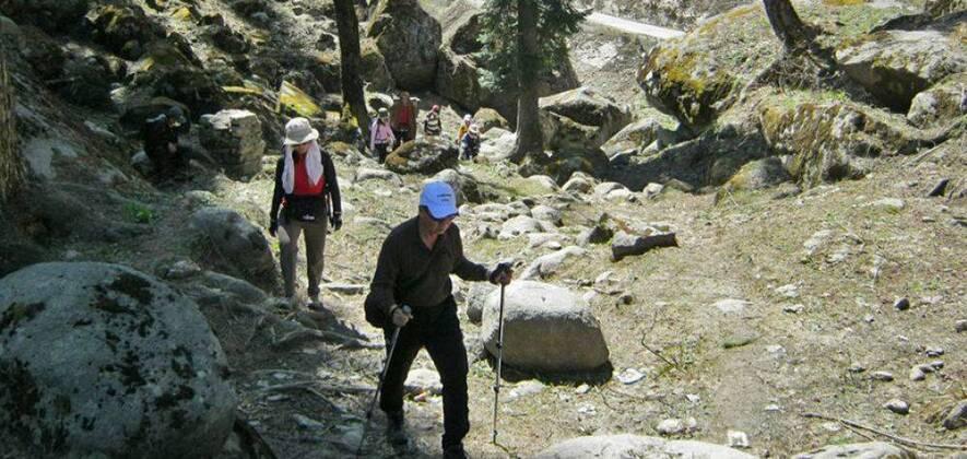 Tosh Glacier and Animal Pass Trek