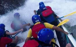 Jungle Camping and Rafting In Rishikesh