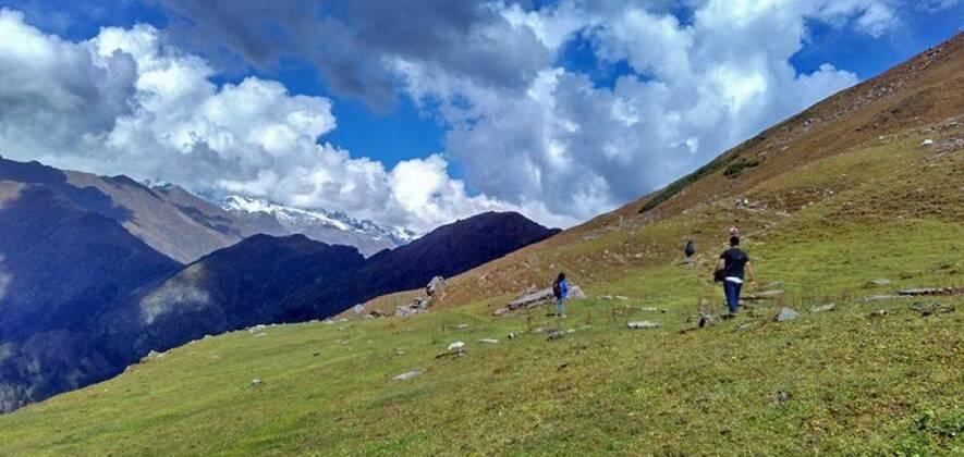 The Chanderkhani Pass to Malana - 2N/3D