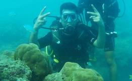 Scuba Diving with Photography at Havelock Island