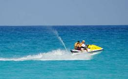 Jet Skiing with photography at Havelock Island