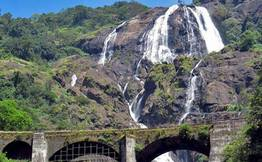 Dudhsagar Waterfall & Spice Plantation Tour in Goa
