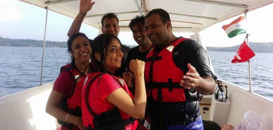 Chapora River Cruise