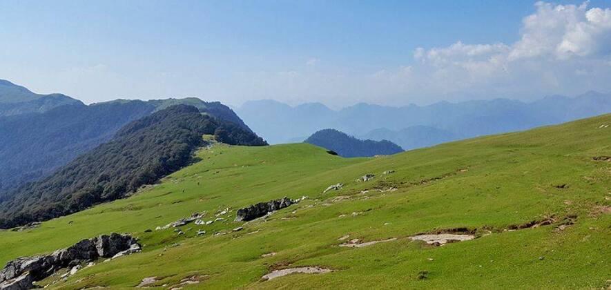Lama Lambhri - Serolsar Lake Winter Trek from Tirthan Valley
