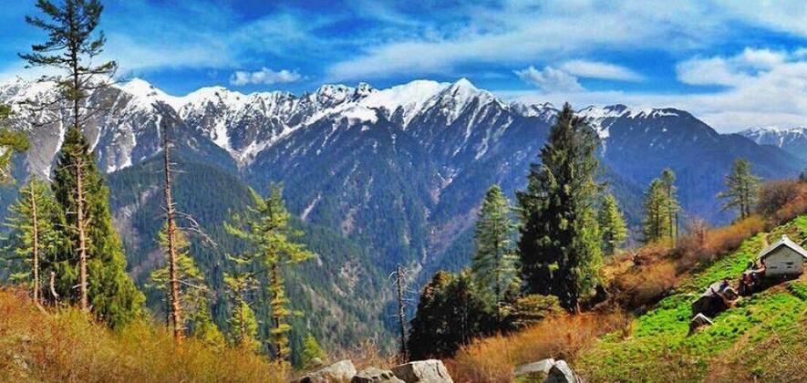 Shilt Hut Trek in GHNP - Tirthan Valley