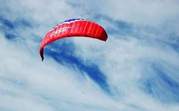 Paragliding at Solang Valley ( High Fly)
