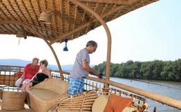 Over Night House Boat Cruise in Goa