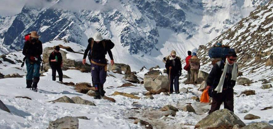 Manali Winter Trekking
