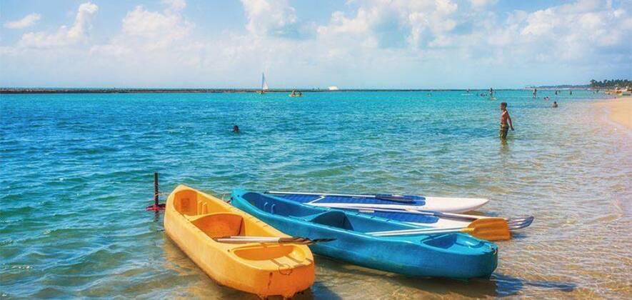 Kayak Rentals in Goa