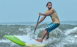 Stand Up Paddleboarding in Goa