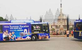 Delhi Hop-On Hop-Off Bus Tour