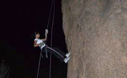 Ramanagara Night Trek with Rappelling